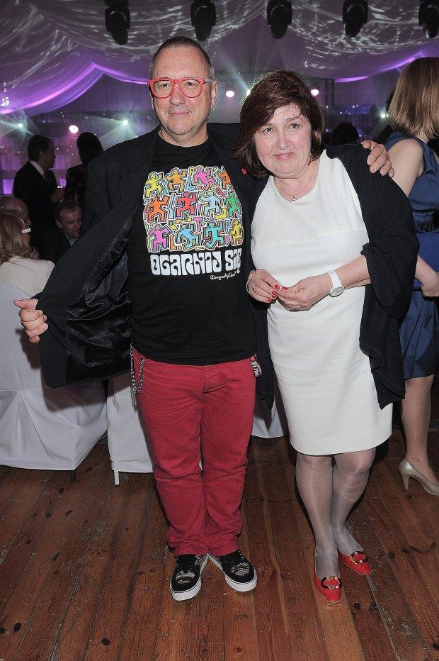 Jerzy i Lidia Owsiakowie