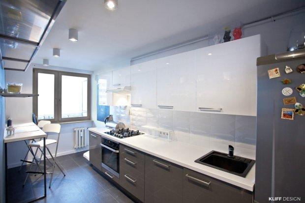aranżacja kuchni, meble kuchenne, kuchnia