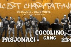 Koncert Charytatywny w Vinylu