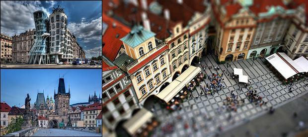 Praga - jak m�drze i tanio zwiedzi� czesk� stolic�