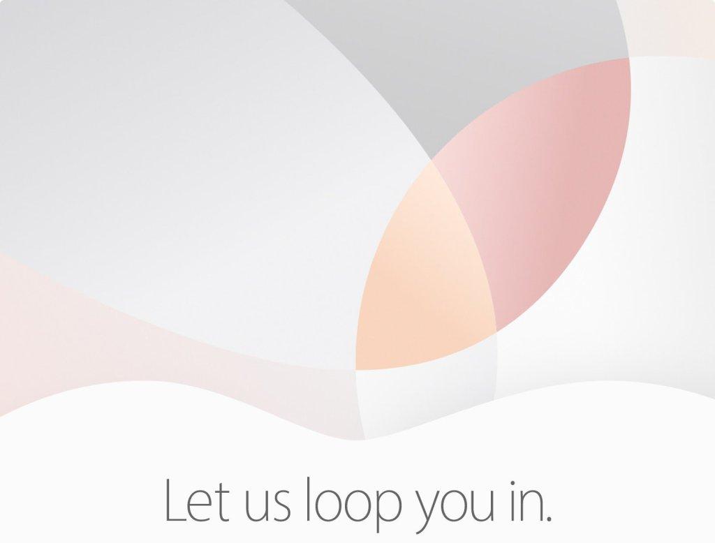 Zaproszenie na konferencję Apple, która odbędzie się 21 marca 2016