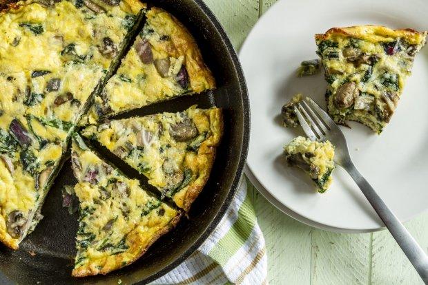 Omlet Francuski Z Warzywami Wszystko O Gotowaniu W Kuchni Ugotuj To