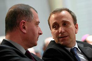 Straszenie Dutkiewiczem przed wyborami w Platformie