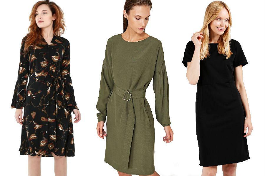 4a318a11cd Przegląd sukienek dla dojrzałych kobiet
