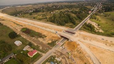 Budowa A1 na odcinku Blachownia - Zawodzie
