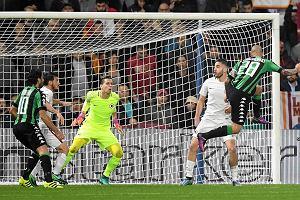 Serie A. Roma Szcz�snego zwyci�ska, Napoli pokona�o Empoli