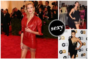 Kto ubiera� gwiazdy w najseksowniejsze kreacje w 2013 roku? Anthony Vaccarello! [ZDJ�CIA]