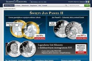 Skarbnica Narodowa znowu wciska medale na kanonizacj� papie�a