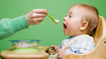 Kukurydza nie zawiera glutenu, dlatego często wybierana jest przez rodziców podczas rozszerzania diety, zanim dzieci stykają się z produktami zawierającymi tę mieszankę białek.