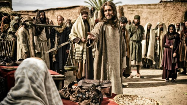 Son of God 2014 HDRip eMule