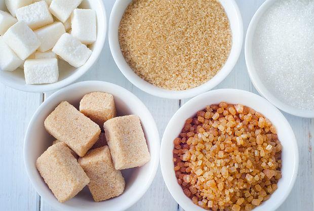 Zrezygnuj z białego cukru
