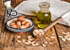 Olej arganowy - smakuje i piel�gnuje