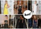 Gala Kobiety Roku magazynu HARPER'S BAZAAR: Victoria Beckham ods�oni�a dekolt i ramiona, Margot Robbie postawi�a na mocny kolor, Rosie Huntington-Whiteley w�o�y�a seksown� kreacj�. Jak wygl�da�y inne zaproszone gwiazdy?