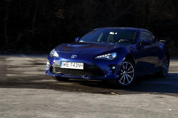 Toyota GT86 | Test | Coupe w starym stylu