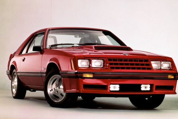 1982 Ford Mustang 5.0 GT