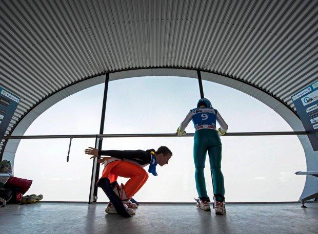 Skoki narciarskie. Odwo�ano trening i kwalifikacje w Klingenthal