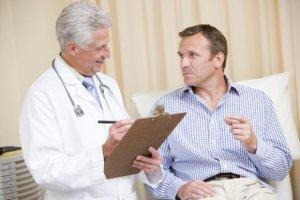 Badania profilaktyczne dla m�czyzn 40 plus