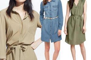 Szmizjerka na lato: sukienka idealna (nie tylko) do pracy