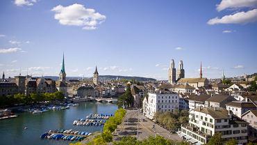 Zurych/ Fot. Switzerland Tourism
