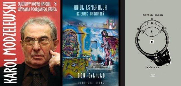 Książki pod choinkę poleca Marcin Sendecki. Dla rewolucjonistów i reakcjonistów