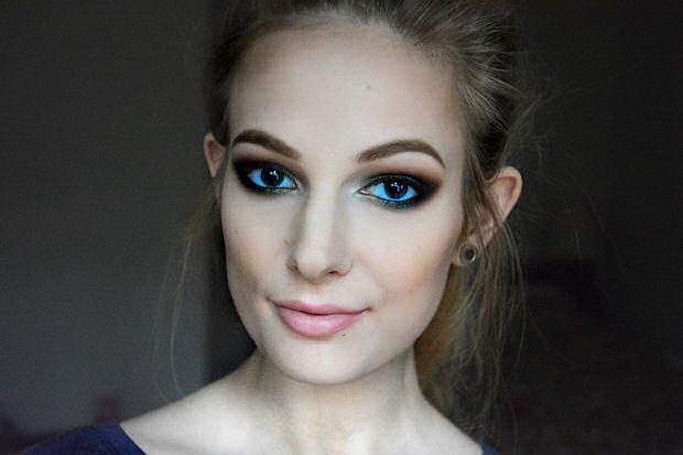 Makijaż W Odcieniach Zieleni Idealny Dla Brązowych Oczu Zobacz