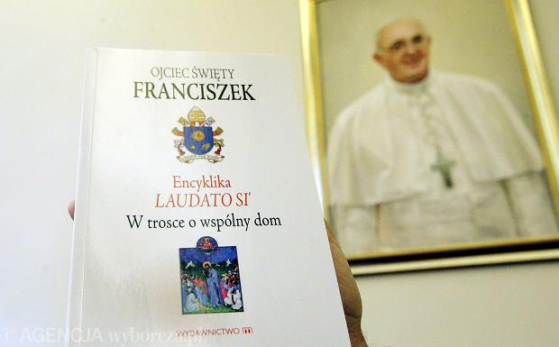 Prezentacja encykliki papieża Franciszka