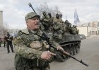 Separaty�ci na wschodniej Ukrainie nie s�uchaj� �awrowa