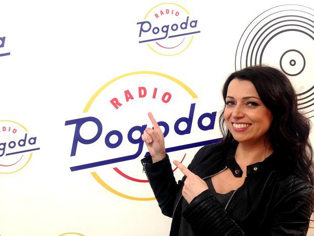 Katarzyna Pakosińska w Radiu Pogoda, wywiad