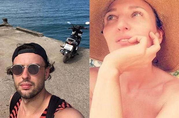 Reni Jusis i Tomek Makowiecki pojechali na wakacje do ciepłych krajów. I pokazali mnóstwo zdjęć.