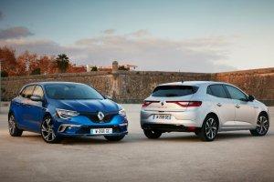Renault Megane | Nowe zdj�cia i gama silnikowa