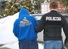 Zdj�cia operacyjne policji