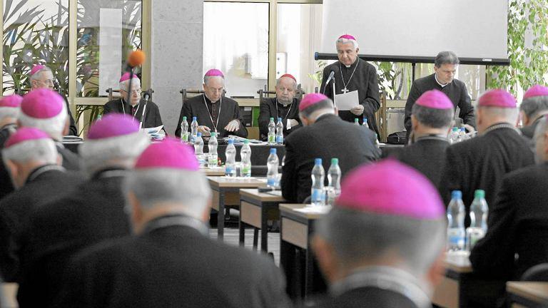 Zebranie plenarne Episkopatu Polski