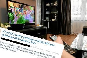 Kruczek prawny, który pomaga nie płacić abonamentu RTV? Prawnik rozwiewa wątpliwości