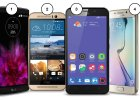 10 smartfon�w, kt�rym warto si� przyjrze� w 2015 r.