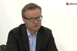 """Temat dnia """"Gazety Wyborczej"""": Zaborowski: To nie czas """"walenia"""" w Unię Europejską"""