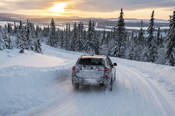 Opony zimowe w BMW
