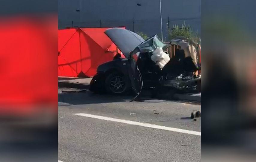Wypadek w Nowej Rudzie