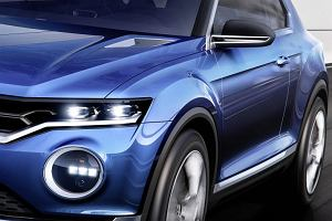 Volkswagen T-ROC - znamy datę oficjalnej premiery