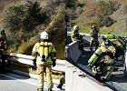 Elektryczne samochody postrachem strażaków