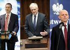 Trzech ministr�w m�wi Szyd�o: nie