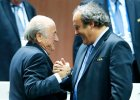 Jak odlatywa� Sepp Blatter. Micha� Listkiewicz: Naprawd� marzy� o nagrodzie Nobla