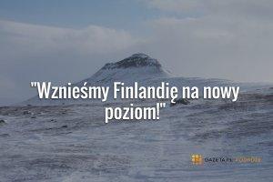 Norwegowie chcą dać Finlandii górę. To prezent z okazji rocznicy jej niepodległości