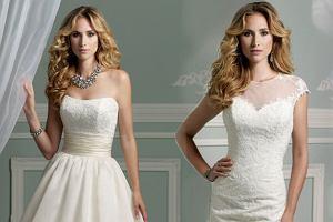 Kolekcja sukien �lubnych James Clifford - wiosna 2013