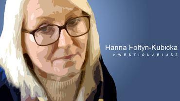 Hanna Foltyn-Kubicka