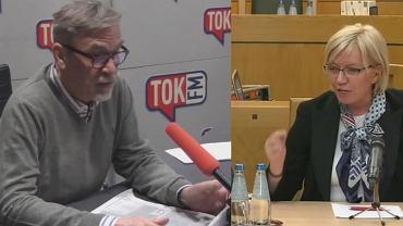 Jacek Żakowski/Julia Przyłębska