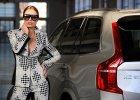 Dziewczyna i samoch�d | Justyna i Volvo XC90