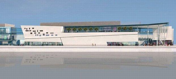 Nowa galeria handlowa w Wilanowie