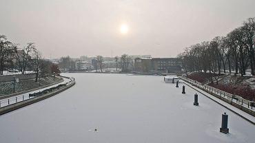 Śnieg w Bydgoszczy