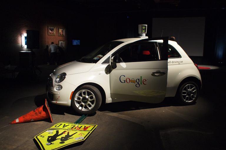 Autonomiczny samochód Google'a