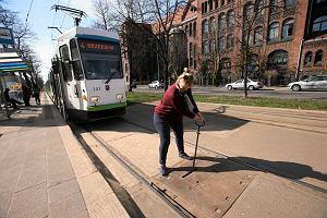 Jak przez brak planowania trzeba teraz wyłożyć 620 tys. zł i zablokować ruch  tramwajów